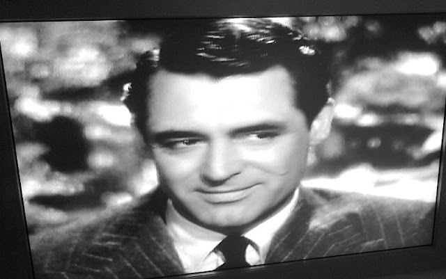 Frame of Cary Grant from Notorious (1946)