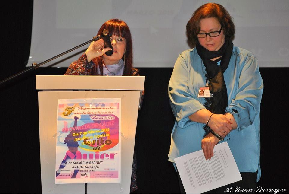 5º Festival Grito de Mujer, Jerez de la frontera, 2015