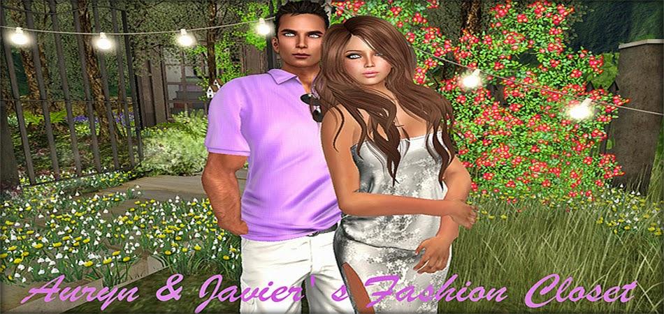 Auryn & Javier' s Fashion Closet