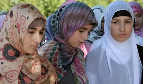 muslimah prancis dilarang berjilbab