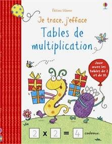 Boulimie livresque tables de multiplication avec usborne - Comment apprendre ses tables de multiplication ...