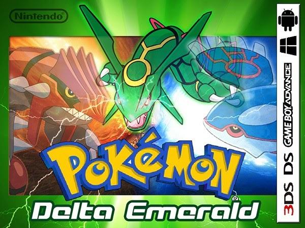 Pokemon delta emerald rom hack cheats