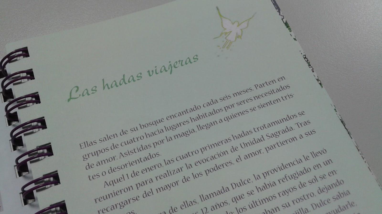 Agenda de las Hadas 2016, de Ediciones Obelisco