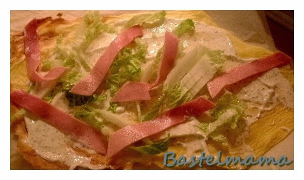 Wrap nach Thermomixrezept