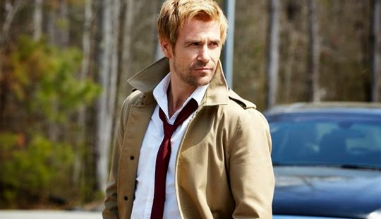 What did you think of CONSTANTINE?