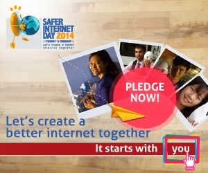Pledge to create a better internet together!