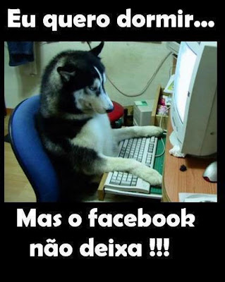 Mensagens engraçadas para Facebook e imagens para facebook Dormir
