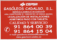 GASÓLEOS CADALSO S L