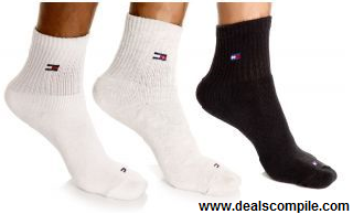 Socks - Pack of 3 for Rs 40 at Shopclues