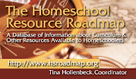 THE HOMESCHOOL RESOURCE ROADMAP: