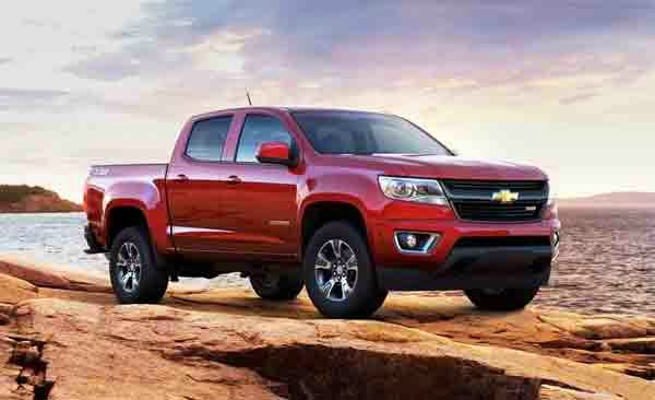 2017 Chevrolet Colorado Release Date | 2015 Best Auto Reviews