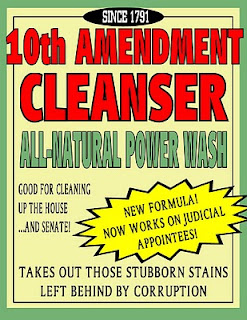 10th Amendment Cleanser