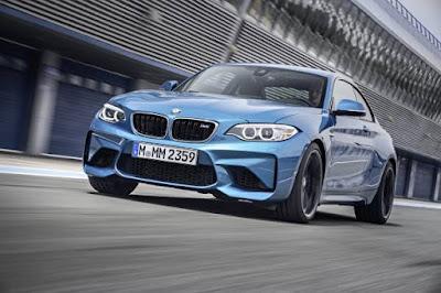 Η νέα BMW M2 Coupe προκαλεί χτυποκάρδια