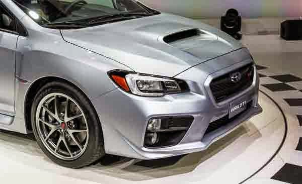 2015 Subaru WRX STI Premium Release Date