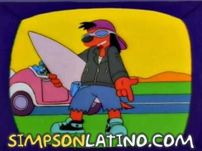 Los Simpson 8x14