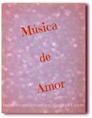 Imagem banner para a postagem da BC Musical com o tema Música de Amor