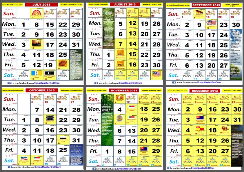 Gallery Of Calendar Kuda