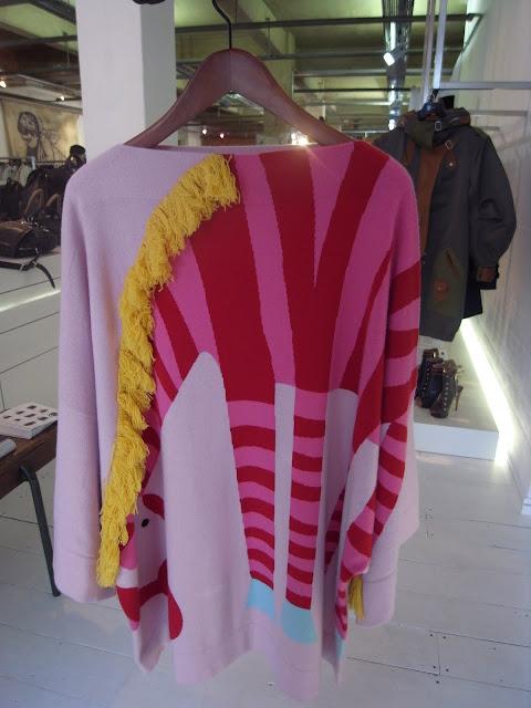 yang du, jungle knit fashionamy