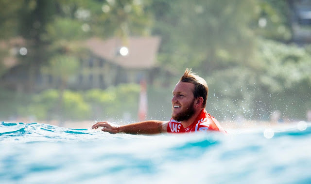 8 Vans World Cup of Sufing 2014 Dusty Payne Foto ASP
