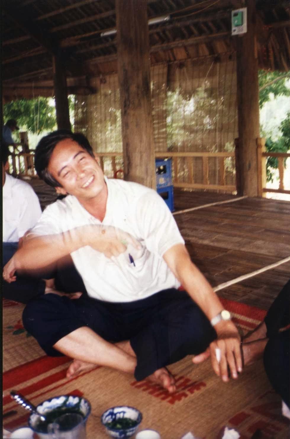 Ngày hội K6 -1998 Hà Dung