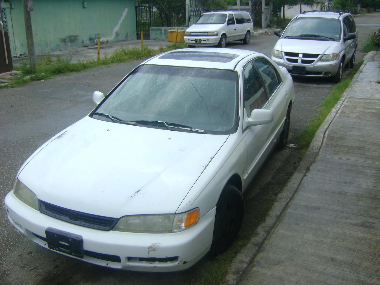 Honda accord 1996 tol matamoros autos tol for Carro honda accord