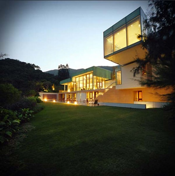 Hong Kong Modern Home Designs.