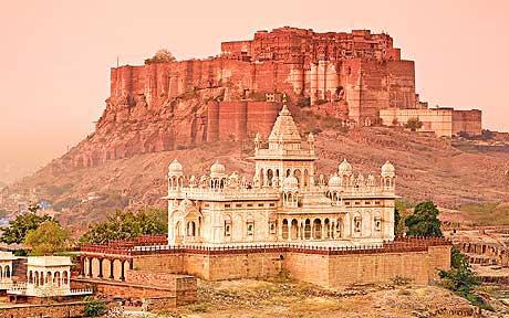 Best Tourist Places Jodhpur And Mehrangarh Fort