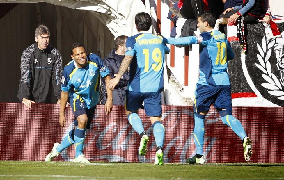 Liga Football Spain 2014