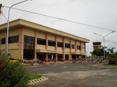 naga airport expansion