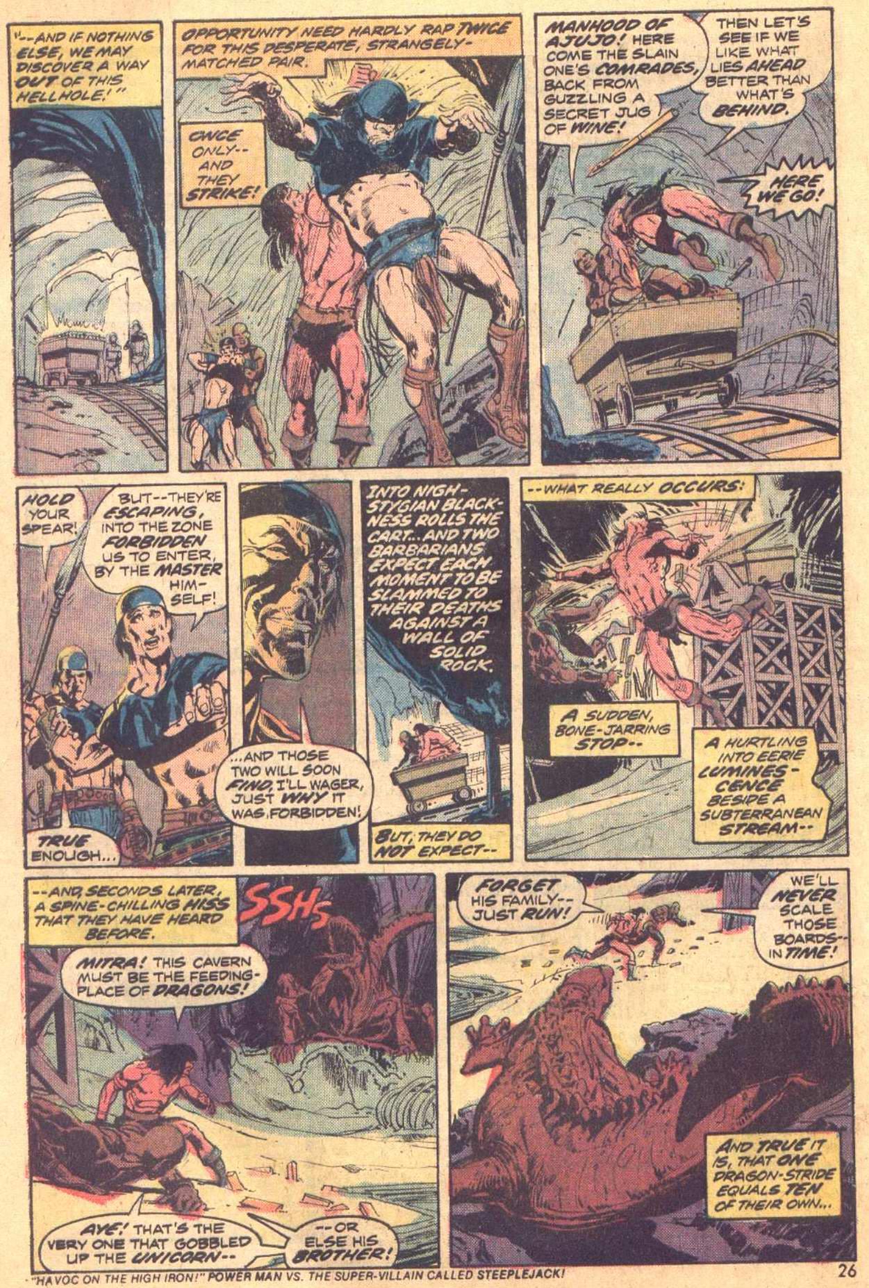 Conan the Barbarian (1970) Issue #37 #49 - English 16