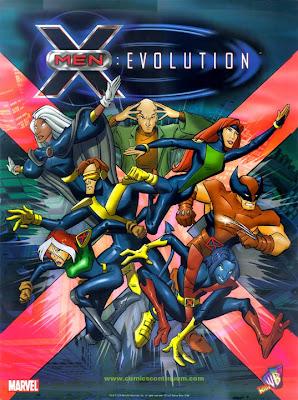 Download - X-Men Evolution 1ª, 2ª, 3ª e 4ª Temporada Completa - DVD-Rip AVI Dublado