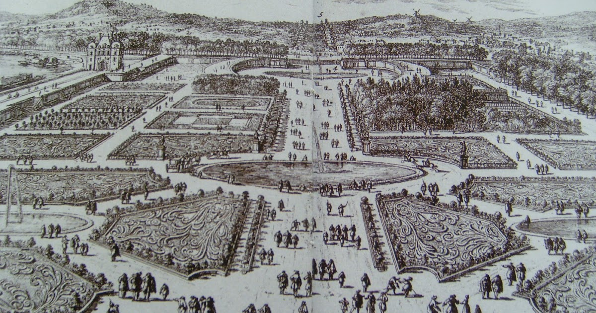 L 39 architecture fran aise andr le n tre for Jardinier paysagiste versailles