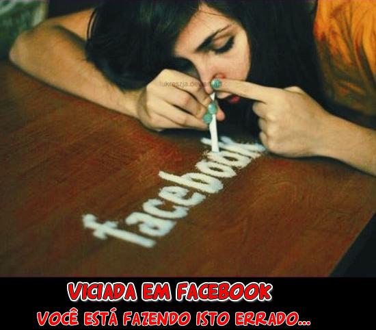 vicio facebook mulher wtf