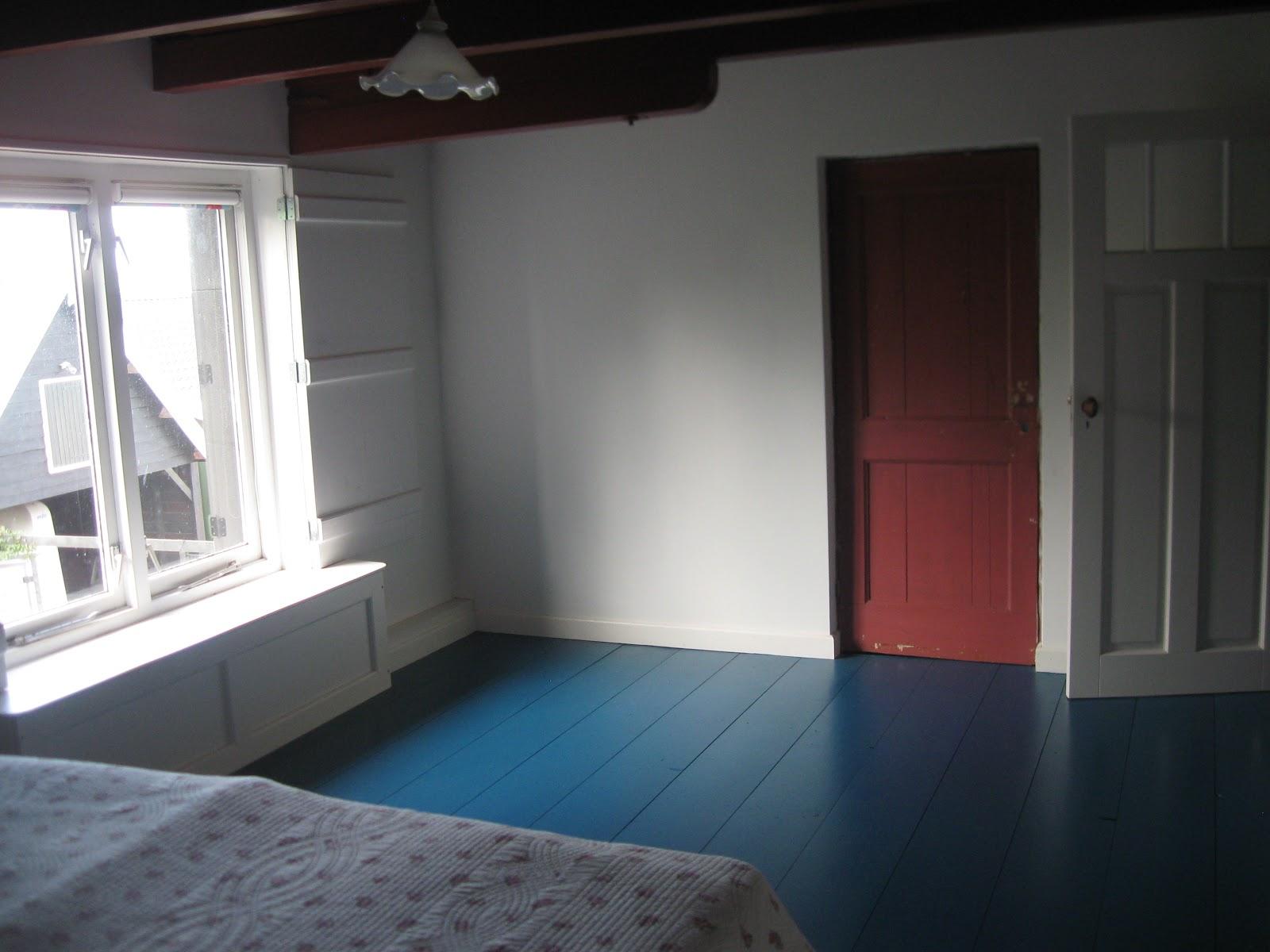 Eenvoud loont rondleiding door ons huis met uitleg in 4 stappen - Kleur in een kamer ...
