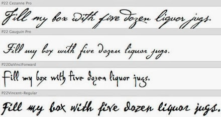 Fonts For Handwriting