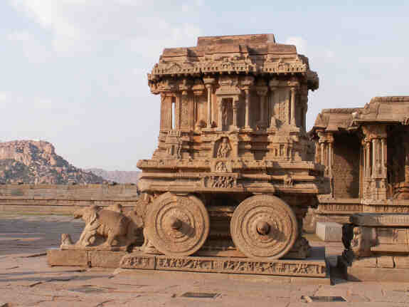 Historical Places in India - Hampi