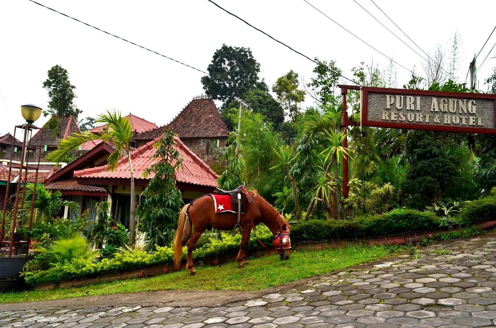 Puri Agung Resort Hotel Bandungan Ungaran,