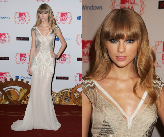 love hairstyle red carpet