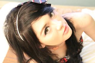 gambar Vicky shu