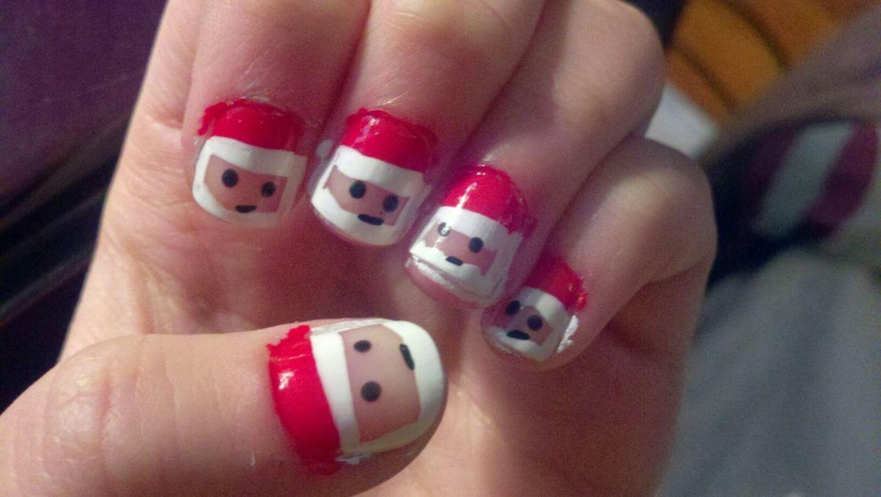 Navidad, Decora tus Uñas