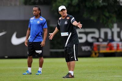 Muricy Ramalho demissão Santos FC 2013