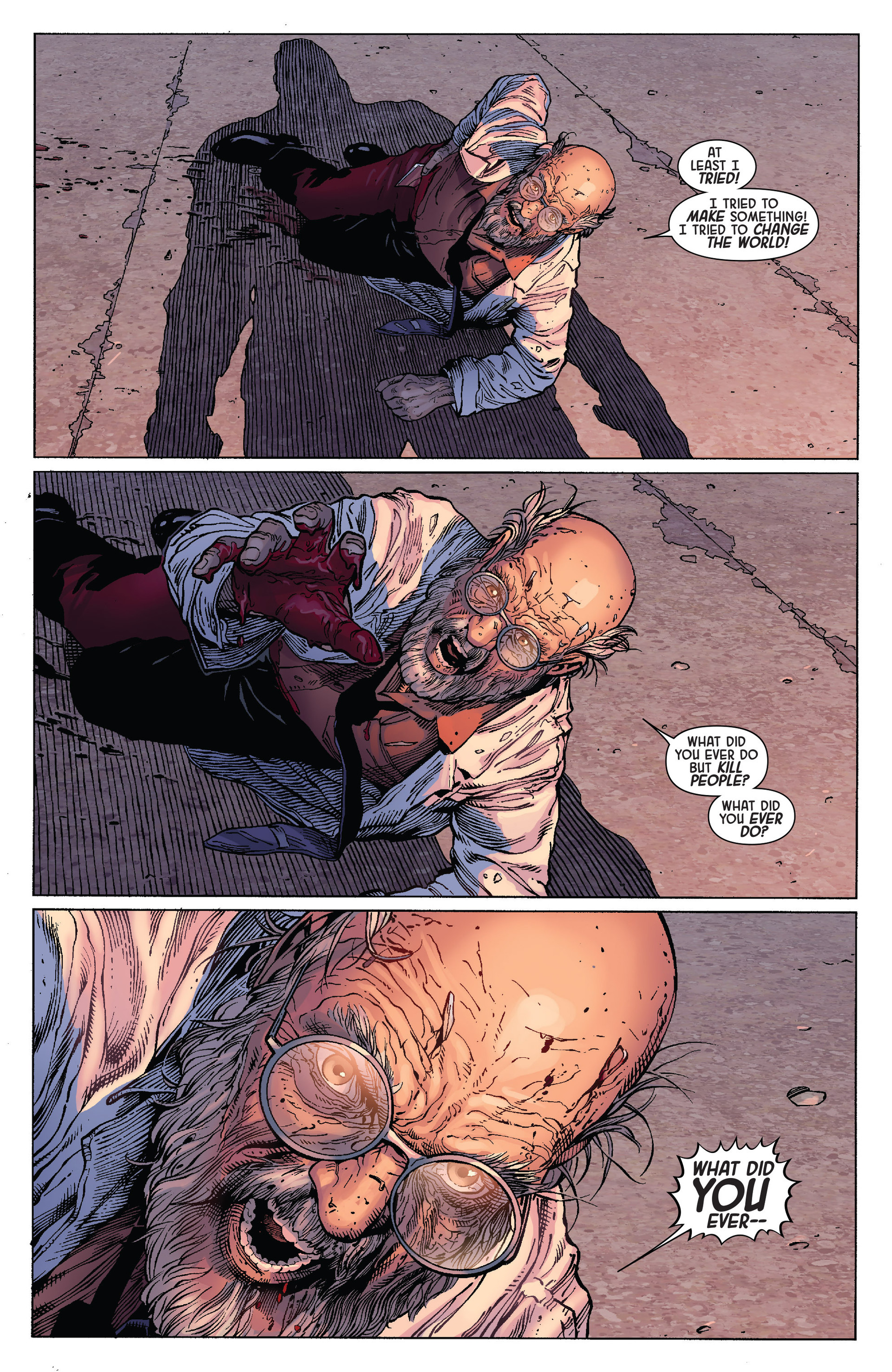 Death of Wolverine Issue #4 #4 - English 20