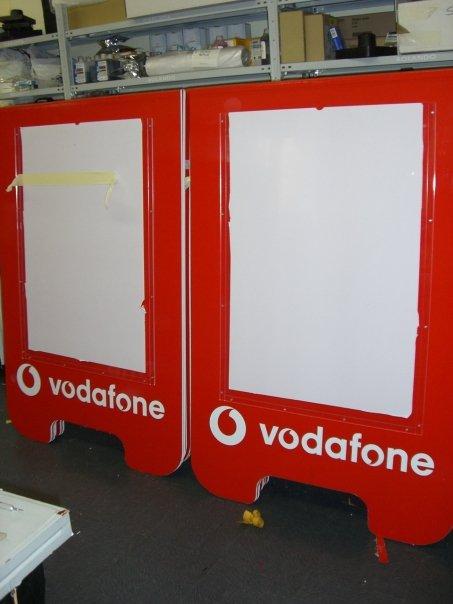 Cat S Vodafone Wetrag