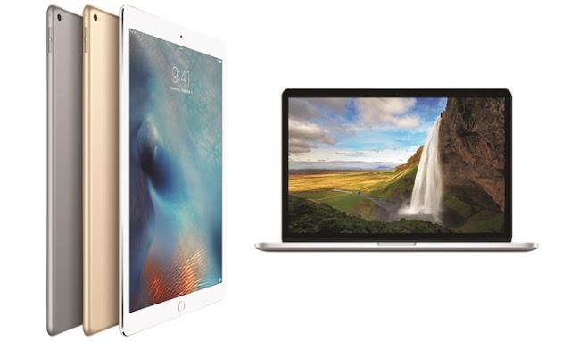 New iPad Pro vs Laptops