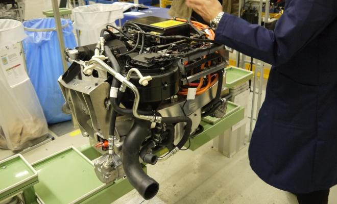 C30 electric motor