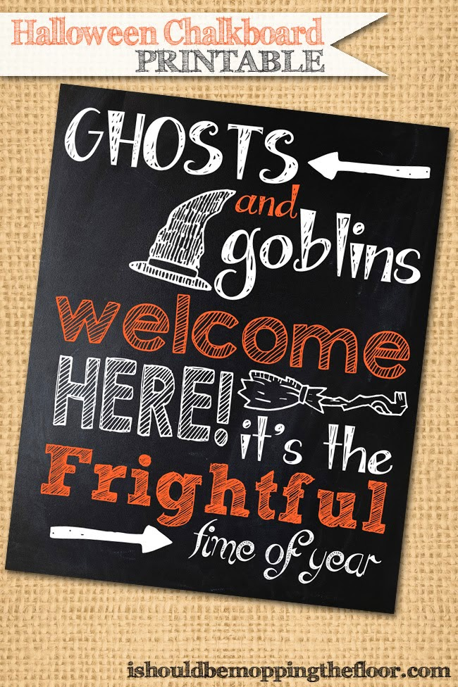 Ultimate Free Halloween Printable Round Up | 30+ Awesomely Spooky Free Printables