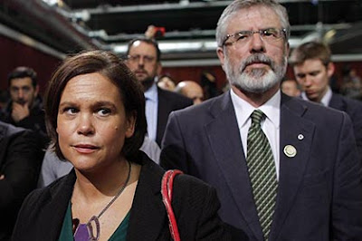 Mary Lou McDonald looks like the likely choice to replace Gerry Adams as head of Sinn Fein (Photo: PA)