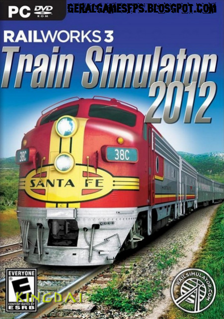 Railworks 3 Train Simulator 2012 Deluxe (PC) Download Completo