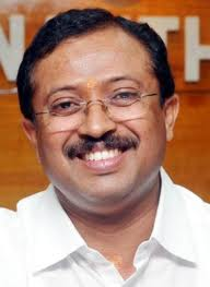 Bjp kasargod district committee suspended kerala news for C k muraleedharan
