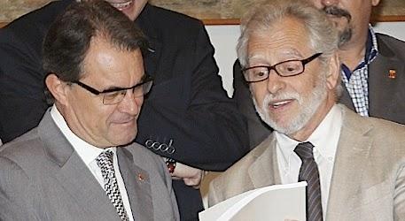 Carles Viver, Artur Mas